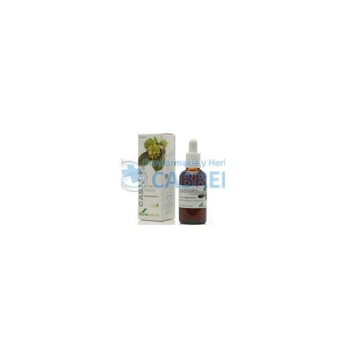 Soria Natural Extracto Castaño de Indias 50 ml