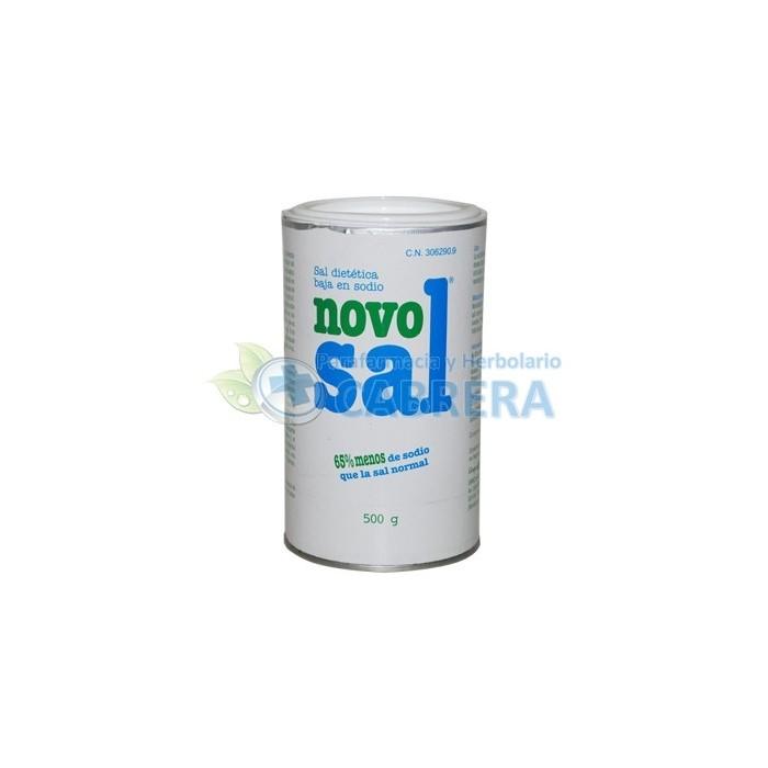 Novosal Sal dietética baja en sodio 500 gr