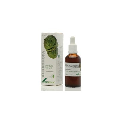 Soria Natural Extracto Alcachofa 50 ml