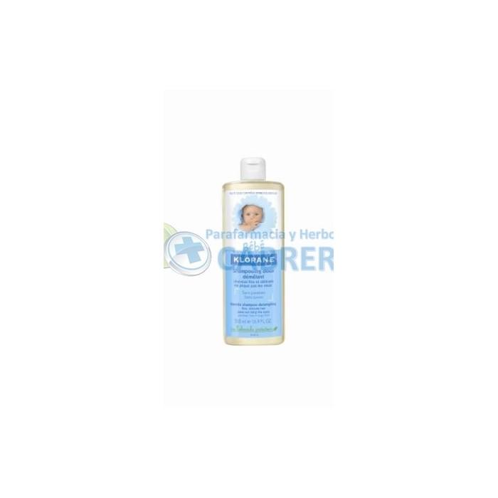 Klorane Bebé Champú Protector 500 ml