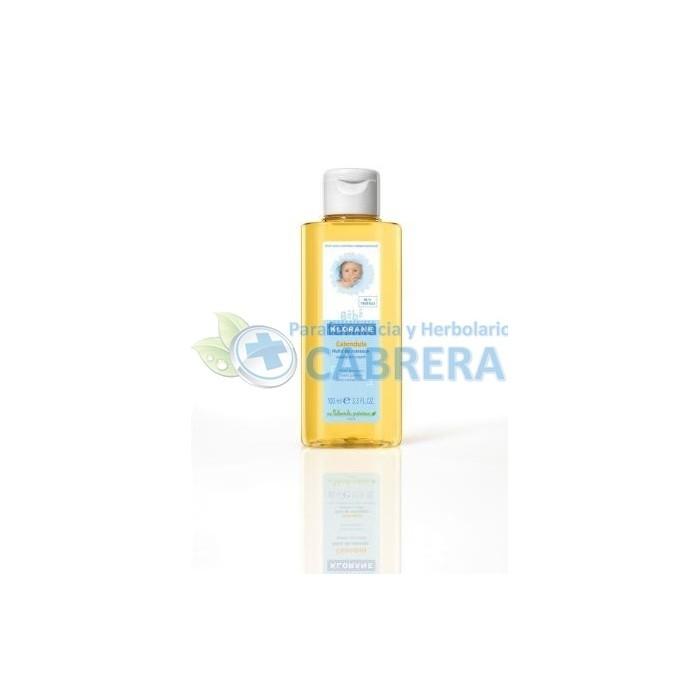 Klorane Bebé Aceite de Masaje 100 ml