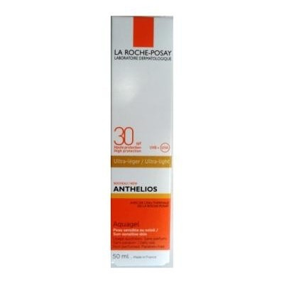 La Roche Posay Anthelios Aquagel Ultraligero SPF30 50 ml