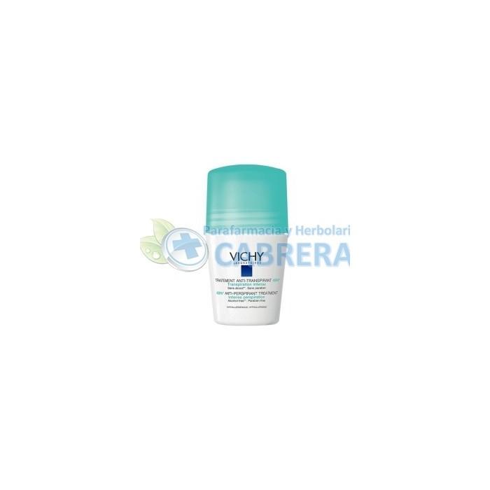 Vichy Desodorante Antitranspirante Roll-on 48 horas