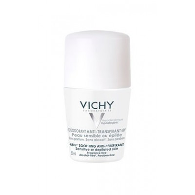 Vichy Desodorante Piel sensible Roll-on 48 horas