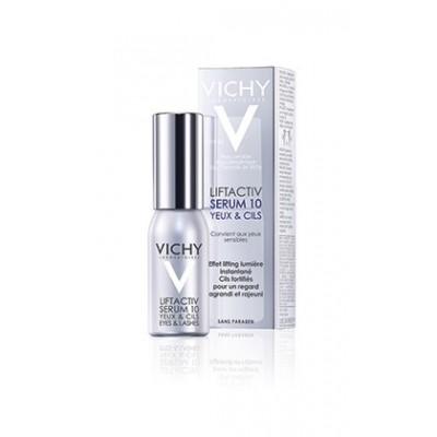 Vichy Liftactiv Serum 10 Ojos y Pestañas 15 ml