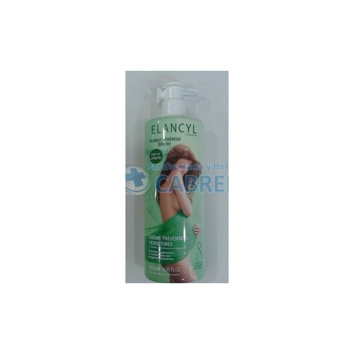 Elancyl Crema Antiestrias 500 ml