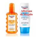 Eucerin Solar Spray Transparente SPF50+ 200 ml