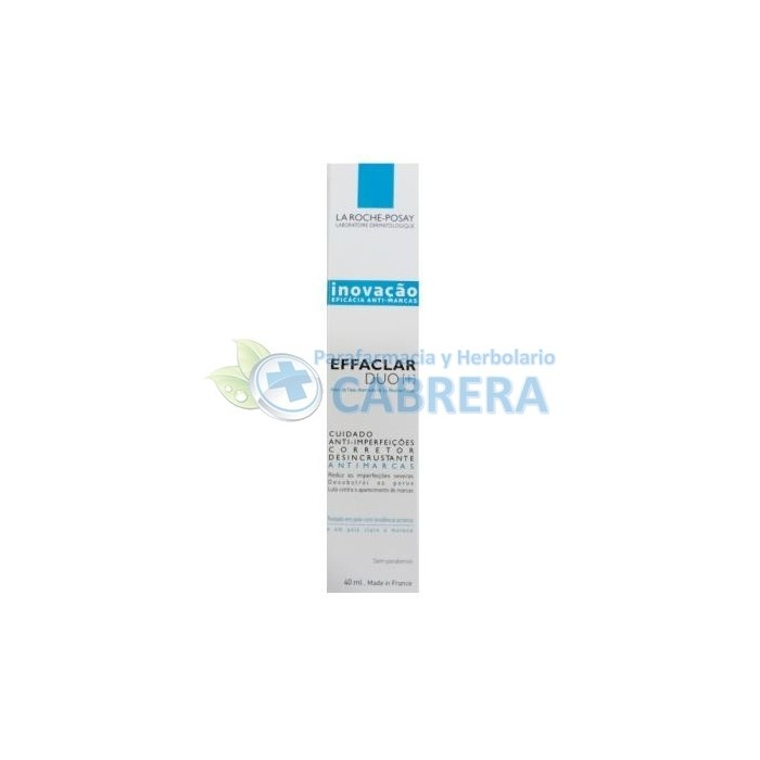 Effaclar Dúo (+) Antiimperfecciones 40 ml