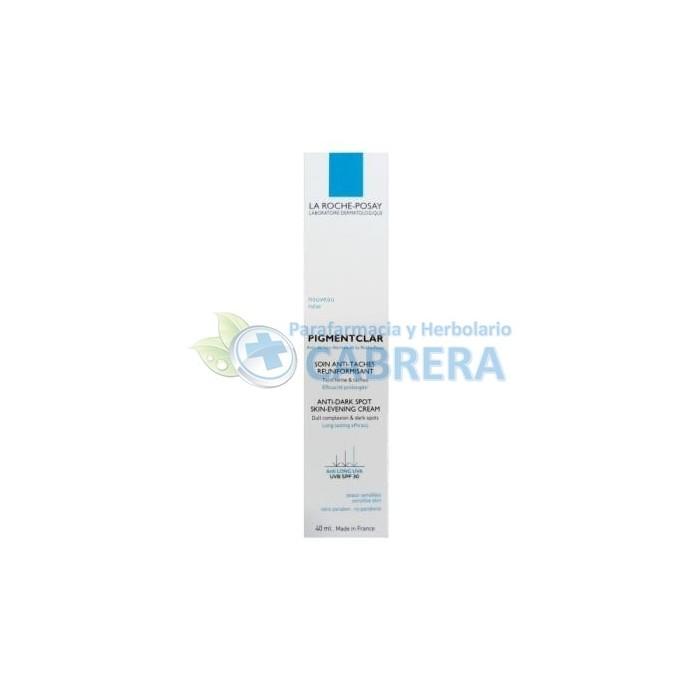 La Roche Pigmentclar Tratamiento Antimanchas 40 ml