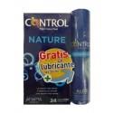 Preservativos Control Adapta Natural 24 unidades