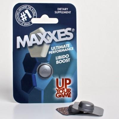 Maxxes 500 mg 1 comprimido