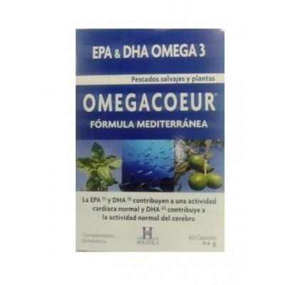 Omegacoeur 60 cápsulas