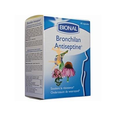 Bronchilan Antiseptine cápsulas