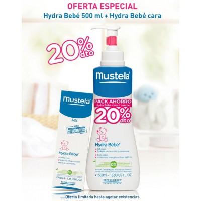 Mustela Pack Hydra bebé Corporal + Facial