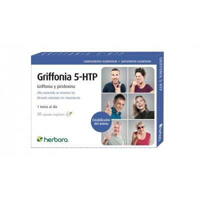Herbora Griffonia 5-HTP 30 cápsulas
