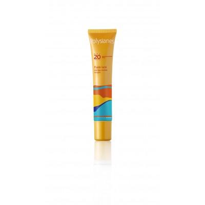 Klorane Polysianes Fluido Precioso SPF20 40 ml