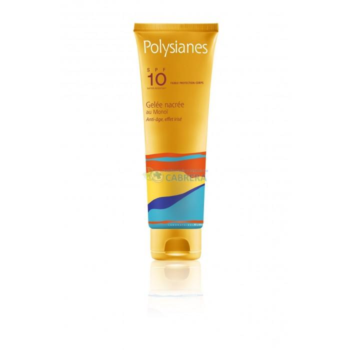 Klorane Polysianes Gel-Crema Nacarado SPF10 125 ml