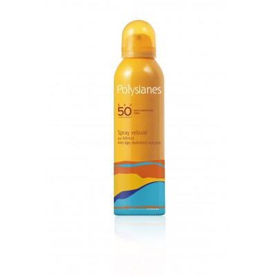 Klorane Polysianes Spray Leche Sedosa SPF50 150 ml
