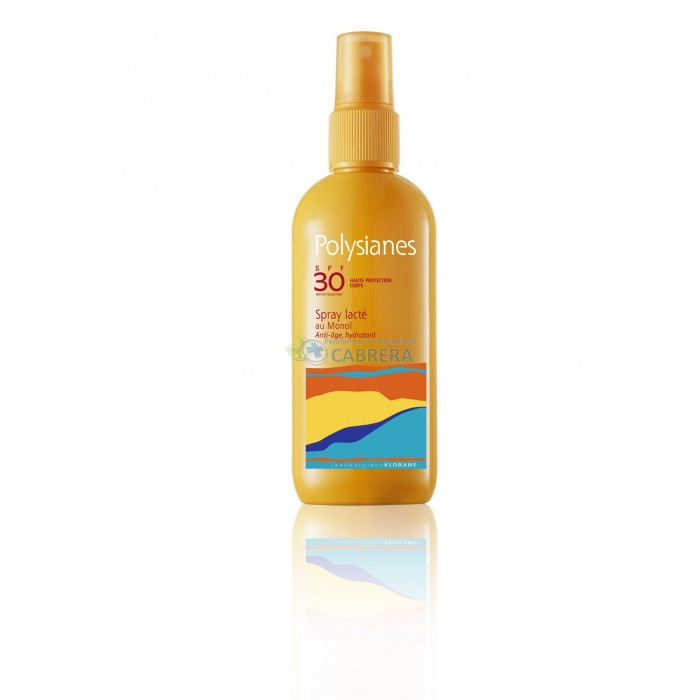 Klorane Polysianes Spray SPF30 200 ml