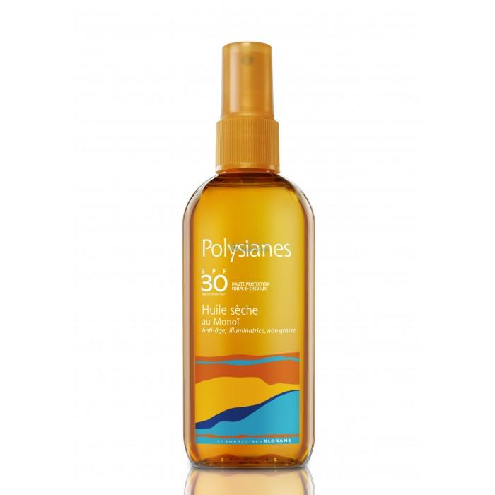 Klorane Polysianes Aceite Seco al Monoï SPF30 150 ml