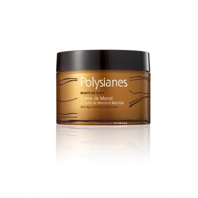 Klorane Polysianes Crema al Aceite de Monoï 200 ml