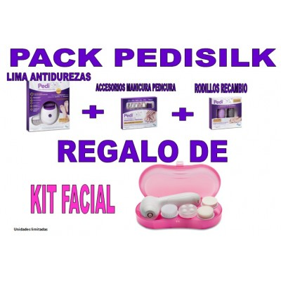 Pack Pedisilk