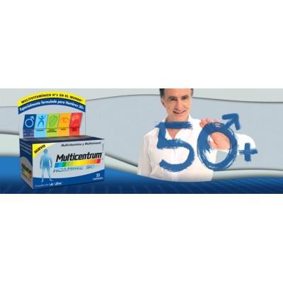 Multicentrum Select 50+ Hombre 30 comprimidos