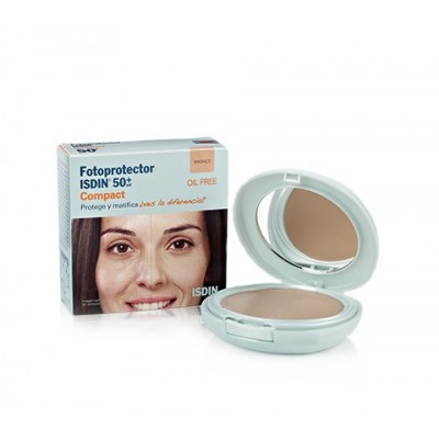 Isdin Fotoprotector Compacto SPF50+ Bronce
