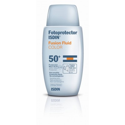 Isdin Fotoprotector Fusión Fluid Color SPF50+ 50 ml