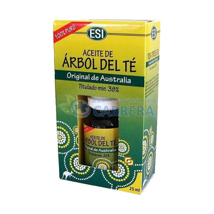 Esi Aceite Árbol del Té 100% Puro 25 ml