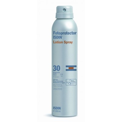 Isdin Fotoprotector Spray Transparente SPF30 200 ml