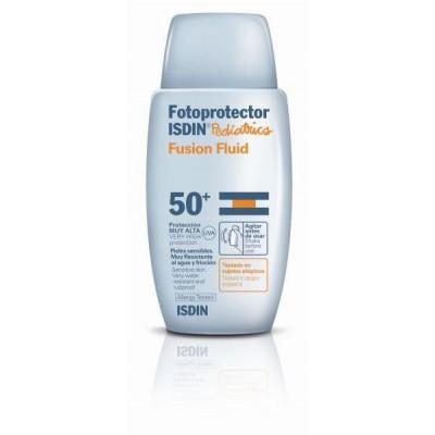 Isdin Fotoprotector Pediátrico Fusión Fluid SPF50+ 50 ml