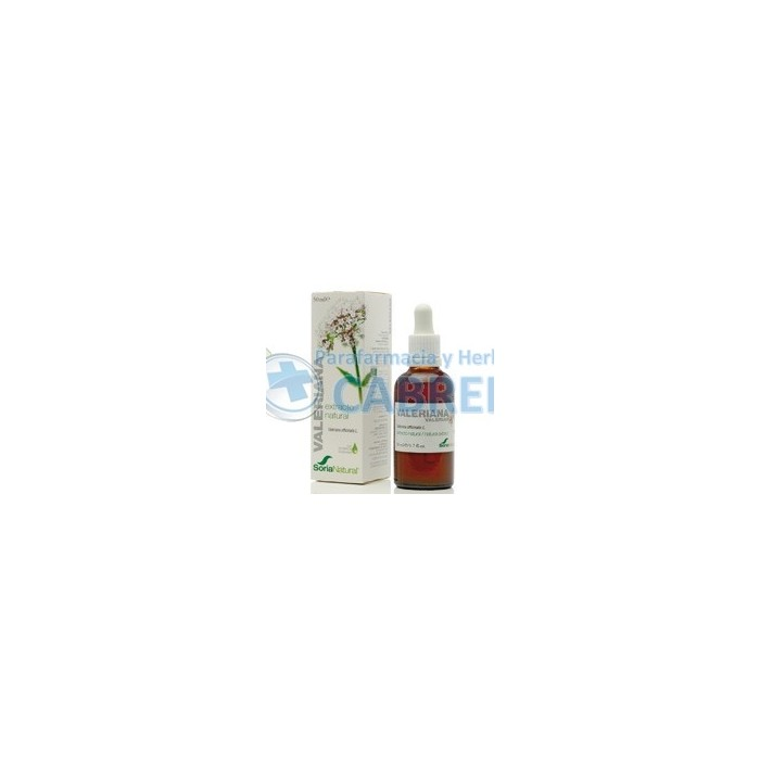 Soria Natural Extracto Valeriana 50 ml