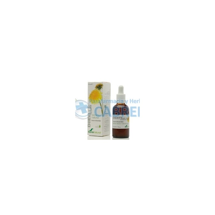 Soria Natural Extracto Diente de León 50 ml