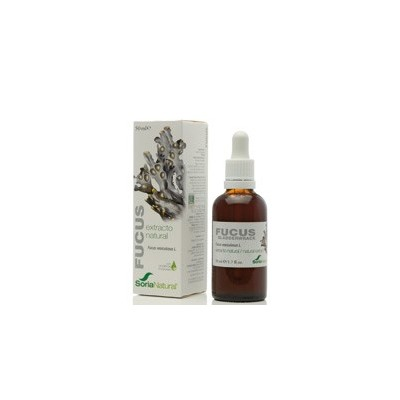 Soria Natural Extracto Fucus 50 ml