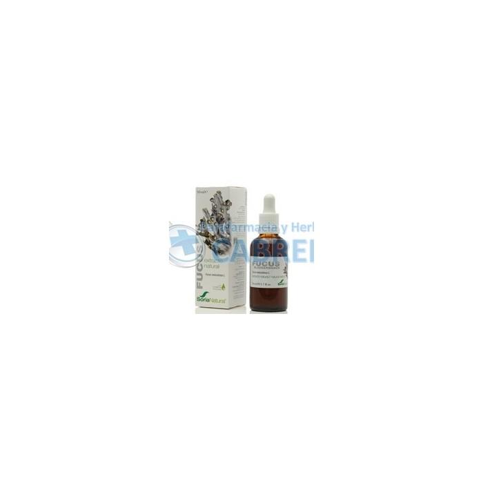 Soria Natural Extracto Fucus 50 ml