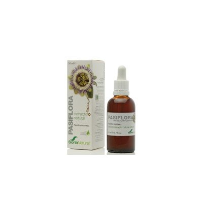 Soria Natural Extracto Pasiflora 50 ml
