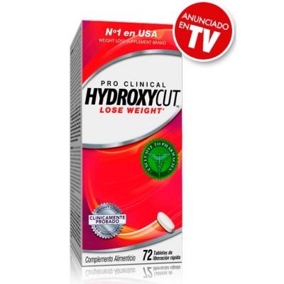 Hydroxycut Pro-Cinical 72 tabletas