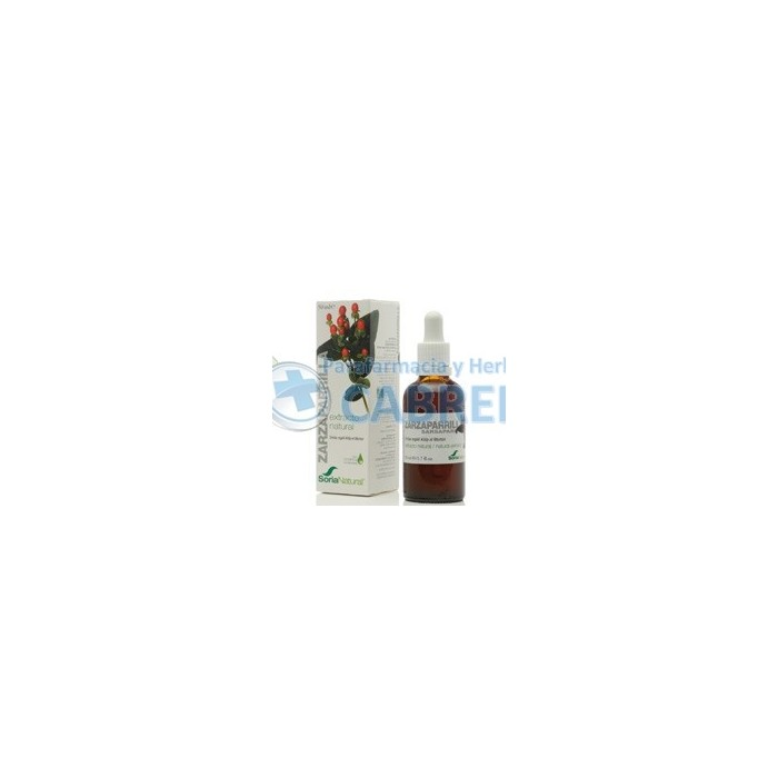Soria Natural Extracto Zarzaparrilla 50 ml