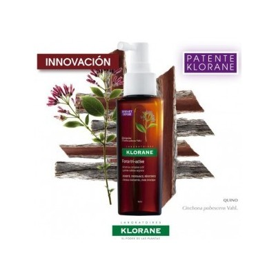 Klorane Force Triactivo Loción Anticaída