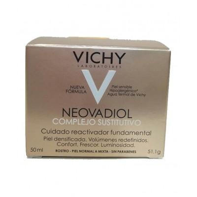 Vichy Neovadiol Complejo Sustitutivo Cuidado Reactivador Fundamental piel normal mixta