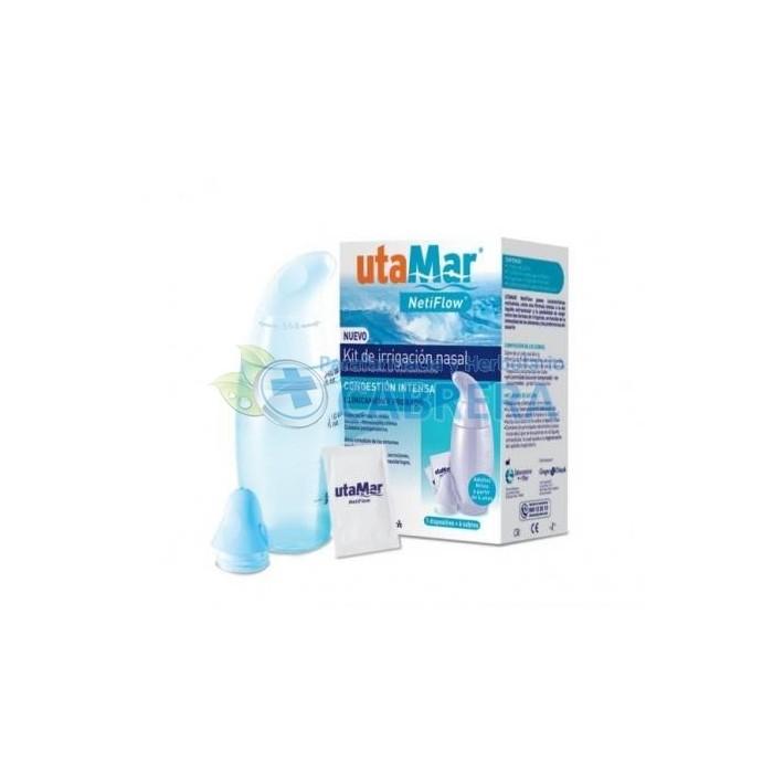 Utamar Netiflow Kit Irrigación Nasal