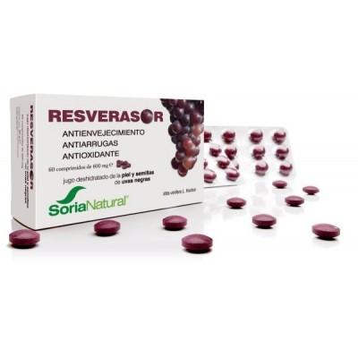 Soria Natural Resverasor 60 comprimidos