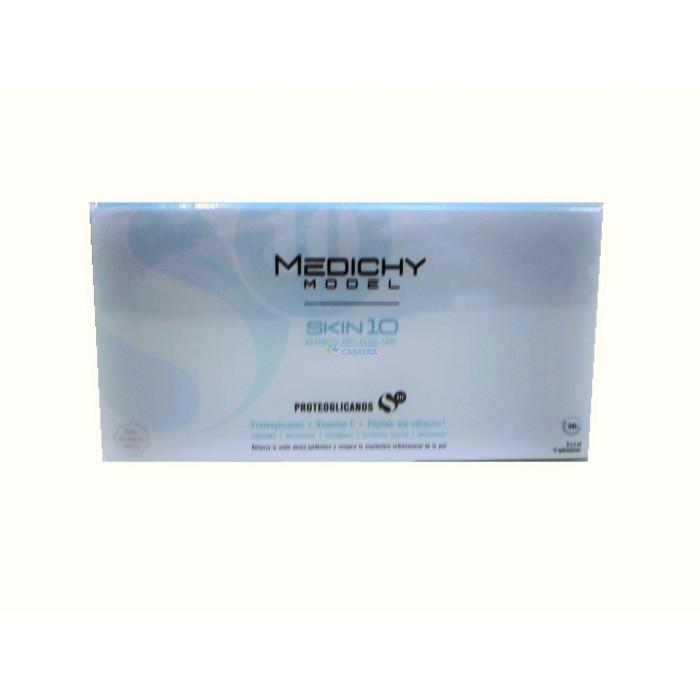 Skin-10 Proteoglicanos 6 viales piel normal/mixta