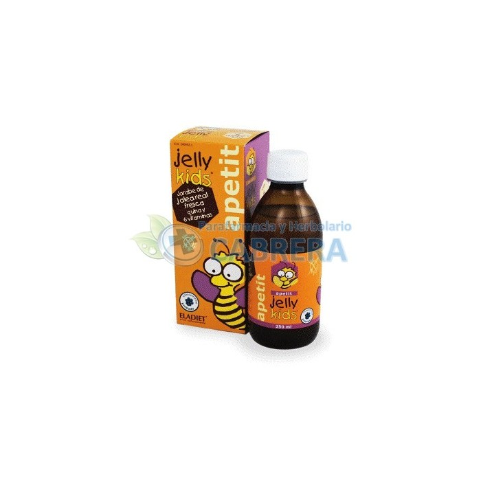 Eladiet Jelly Kids Apetit Jarabe 250 ml