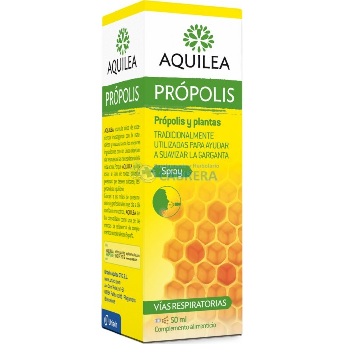 Aquilea Própolis (Propóleo) Spray 50 ml