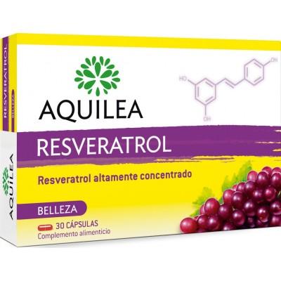 Aquilea Oxidoril Resveratrol 30 cápsulas