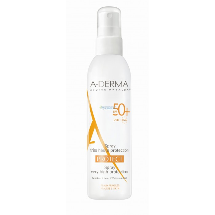 Aderma Protect Spray SPF50+