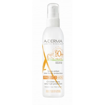 Aderma Protect Kids Niños Spray SPF50+