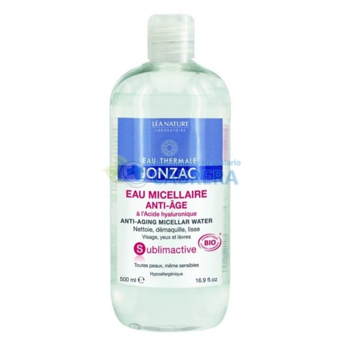 Jonzac Agua Micelar Antiedad 500 ml